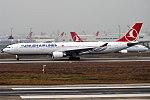 Turkish Airlines, TC-JOL, Airbus A330-303 (39244510074).jpg