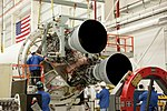 Two RD-181 engines with the Antares first stage air frame.jpg