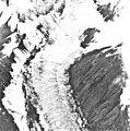 Tyeen Glacier, mountain glacier and icefall, circa 1966 (GLACIERS 5918).jpg