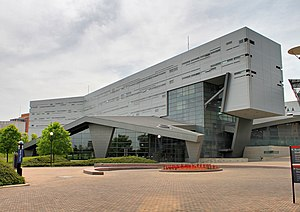 Thom Mayne - University of Cincinnati Rec Center (2006)