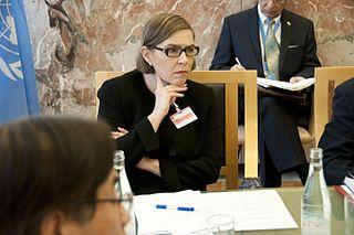 Päivi Kairamo Finnish diplomat