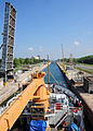 USCGC Alder transitting the Welland Canal, on its way to Operation Nanook 2010 -b.jpg