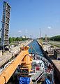 USCGC Alder transitting the Welland Canal, on its way to Operation Nanook 2010 -b.jpg
