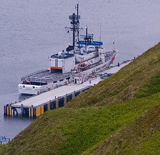 USCGC Alex Haley (WMEC-39) - Image: USCG ALEX HALEY