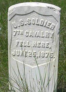 Little Bighorn Battlefield National Monument Wikipedia