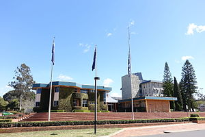 University of Southern Queensland - Toowoomba campus