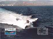 USS Asheville (SSN-758) Leaving Pearl Harbor