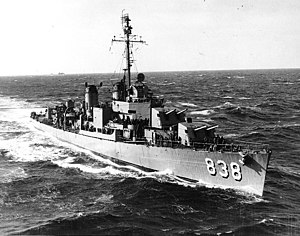 USS Ernest G. Small