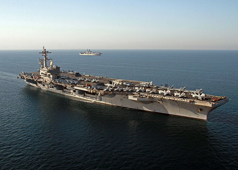 Datei:USS George H.W. Bush (CVN 77) 141010-N-AP620-005 (15522163281).jpg