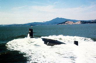 USS Guitarro (SSN-665) - USS Guitarro (SSN-665)