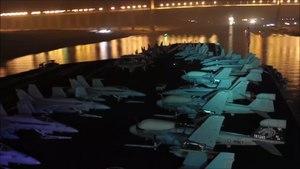 File:USS Nimitz Suez Canal Transit II.webm