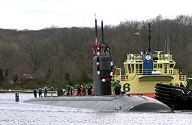 Image illustrative de l'article USS San Juan (SSN-751)