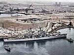 USS Toledo (CA-133) at pier in 1959.jpg
