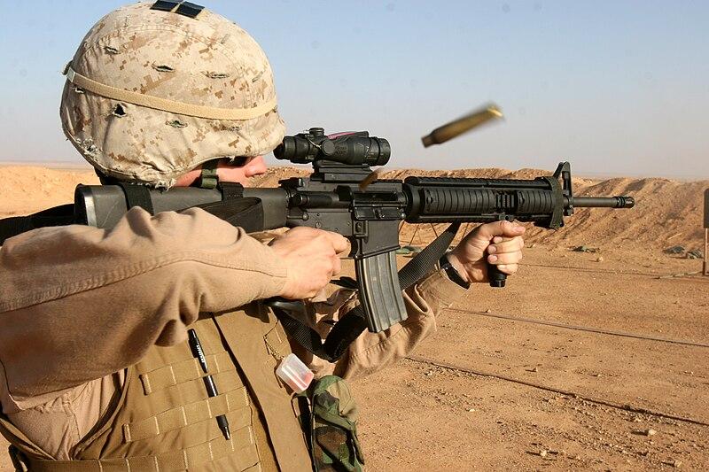 M16 800px-US_Marine_M16A4_Rifle_ACOG