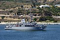 US Navy 110708-N-ZC343-191 The mine countermeasures ship USS Chief (MCM 14) navigates in San Diego Bay.jpg