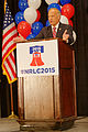 US Representative of Iowa Steve King at Northeast Republican Leadership Conference in Philadelphia, PA June 2015 by Michael Vadon 02.jpg