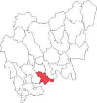 Kolbäcks landskommune i Västmanlands amt