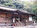 Ujigami Shrine National Treasure World heritage 国宝・世界遺産宇治上神社27.JPG