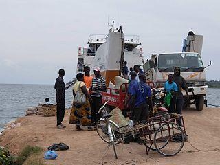 Lake Victoria ferries