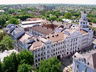 Sumy - Ukrainian Academy of Banking in Sumy
