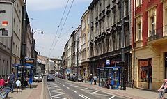 Ulica Dluga W Krakowie Wikipedia Wolna Encyklopedia