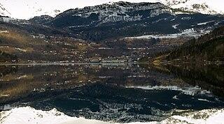 Ulvik Municipality in Vestland, Norway
