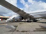 United Airlines N33103 at STT, Dec 2016-1.jpg