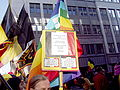 United Belgium Brussels demonstration 20071118 DMisson 00026b Belliard street.jpg