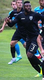 Stephane Acka Ivorian footballer
