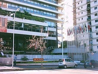 University of Belgrano - University of Belgrano campus.