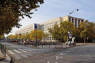 Paris Dauphine University - Main campus of Paris-Dauphine University in Paris
