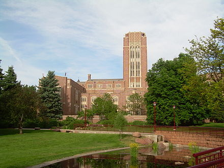 The University of Denver University of Denver campus pics 003.jpg