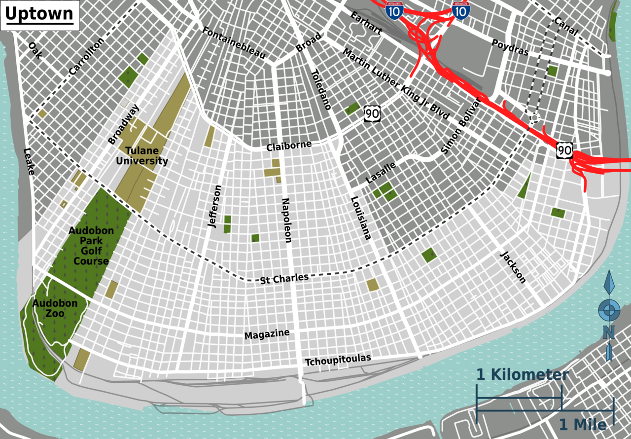 File:Uptown New Orleans map.png - Wikimedia Commons