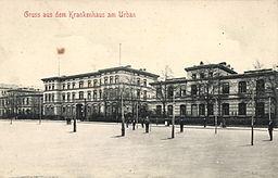 Urban krankenhaus berlin Autor unbekannt / Public domain