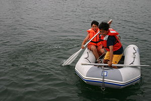 Dinghy - Inflatable dinghy