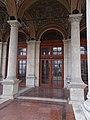 Várkert Palace. Columns. - Budapest.JPG