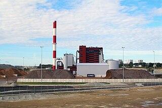 Väo Power Plant