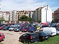 Vítězné náměstí, parkoviště u Verdunské ulice.jpg