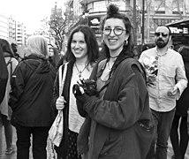Vaga feminista del 8 de Març a València (2019, País Valencià) 1.jpg