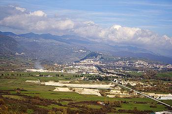 Comunità montana Alto Sangro e altopiano delle Cinquemiglia