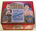 Van Nelle's Stoom Koffiebranderij en Theehandel blik pic1.JPG