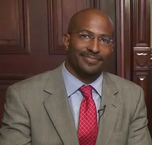 Van Jones, Special Advisor for Green Jobs, Ent...