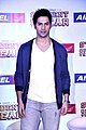 Varun Dhawan at press conference of Student Of The Year & Aircel tie-up.jpg