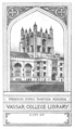 Vassar College bookplate.png