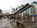 Vauxhall Bus Station from the footbridge next to Vauxhall railway station - geograph.org.uk - 1718763.jpg