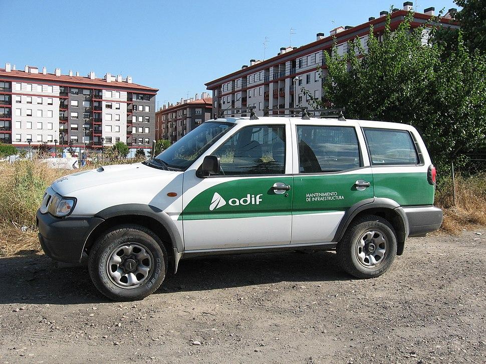 Vehículo de Adif