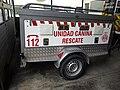 Vehicles de bombers, Parc Zona Nord València 02.jpg