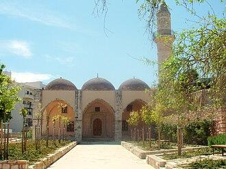 Ottoman Crete - Veli Pasha mosque in Rethymno