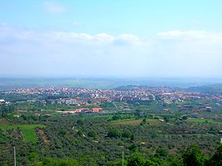 Venosa Comune in Basilicata, Italy