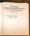 Verleihung des Europäischen Handwerkspreises an Karl Kardinal Lehmann-2205.jpg